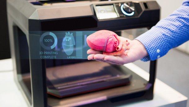 Ученые нашли способ ускорить 3D-печать человеческих тканей